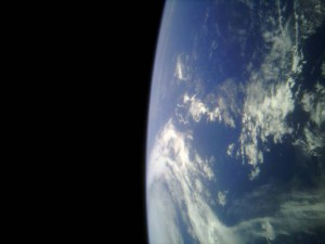 Earth as seen from MCubed-2.